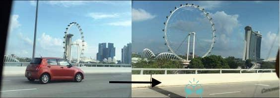 シンガポール,チャンギ,空港,マリーナベイサンズ,タクシー