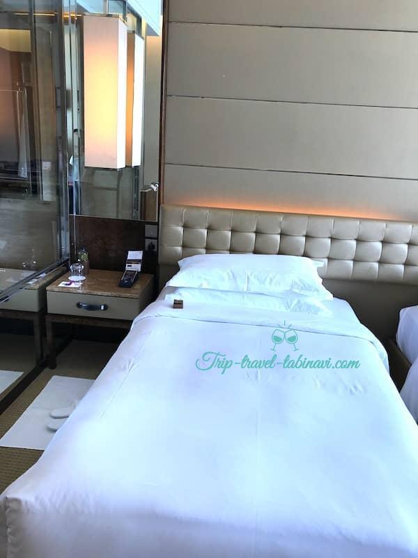 シンガポール フラトンベイホテル スマホ 無料 通話