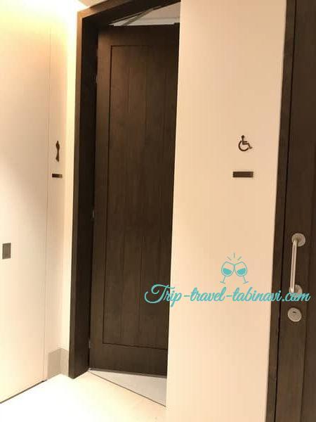シンガポール アンダーズ ハイアット ホテル 行き方 チェックイン レセプション ロビー