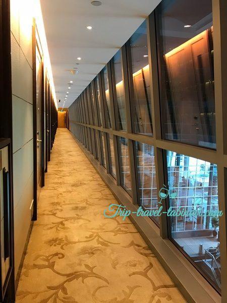シンガポール フラトンベイホテル マリーナベイニュー ルーム ツイン