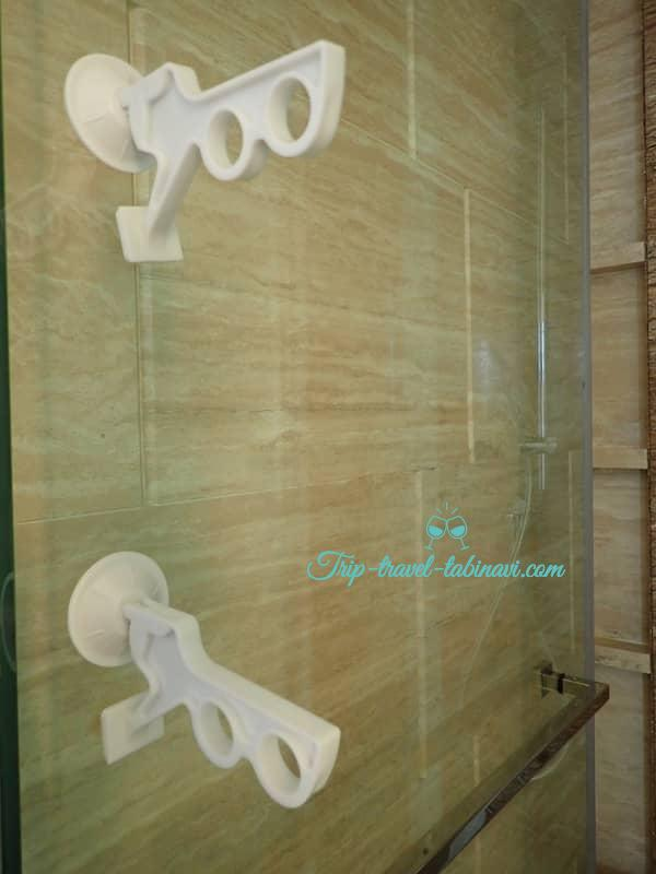 シンガポール フラトンベイホテル 浴室 バスルーム