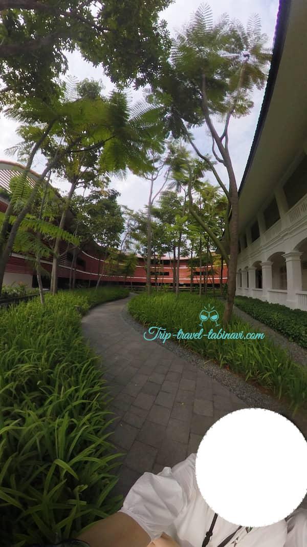 カペラホテル スィートルーム  セントーサ シンガポール Capella Hotel Singapore