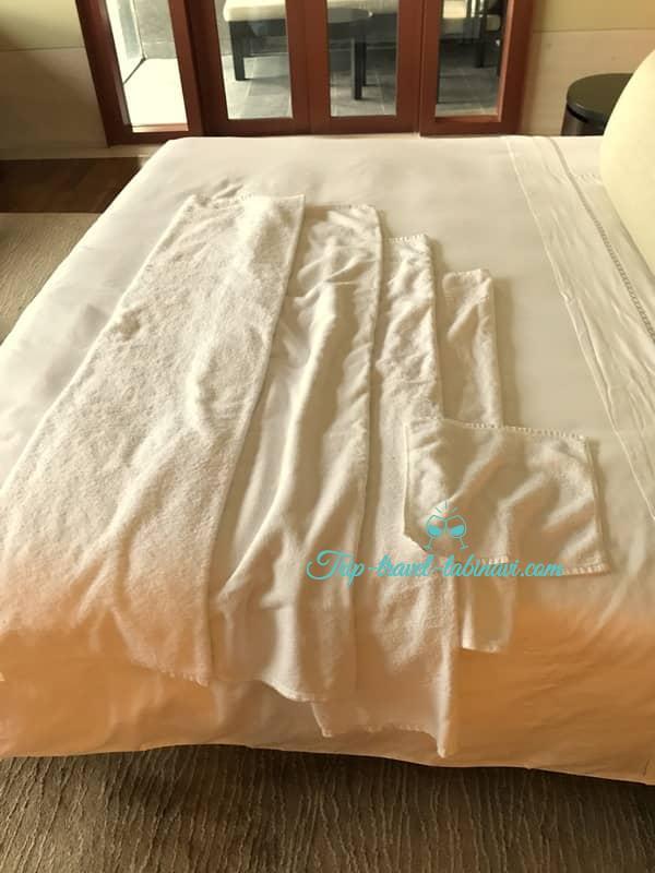 カペラホテル スィートルーム ベッドルーム セントーサ シンガポール Capella Hotel Singapore