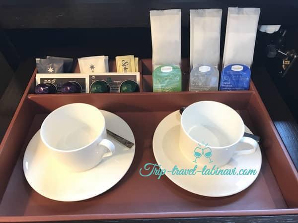 カペラホテル スィートルーム 紅茶 セントーサ シンガポール Capella Hotel Singapore