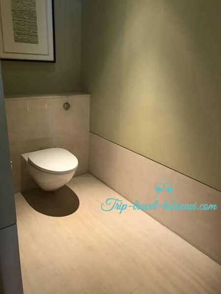 カペラホテル スィートルーム トイレ セントーサ シンガポール Capella Hotel Singapore