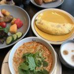 アンダーズ ハイアット シンガポール 朝食 ビュッフェ ルーフトップバー ラウンジ 中華レストラン AndazHyattSingapore