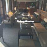 京都グランヴィアホテル ラウンジ 食事と飲み物