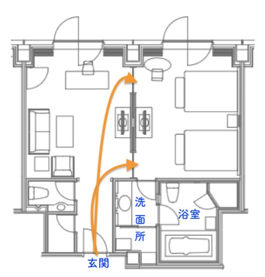 グランヴィアホテル 京都 エグゼクティブスィート